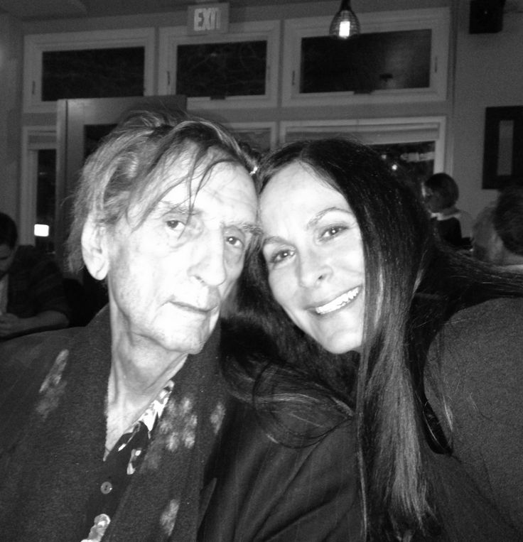 """""""You want people walking away from the conversation with some kernel of wisdom or some kind of impact.""""~HDS — RIP Harry Dean Stanton. Thank you for your wisdom. ~Roberta Pacino"""