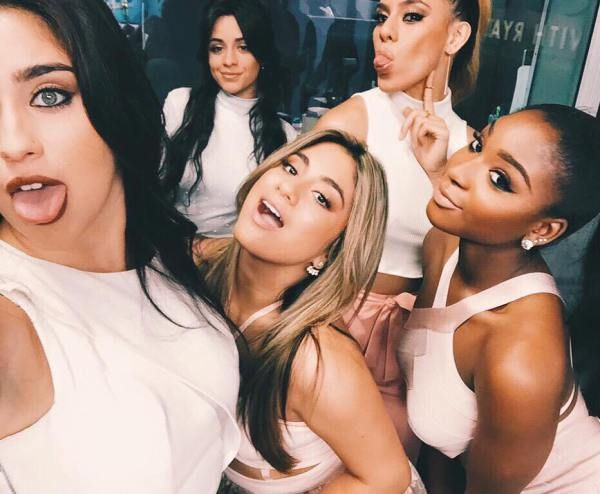 Famous People Snapchat - 2 - Fifth Harmony