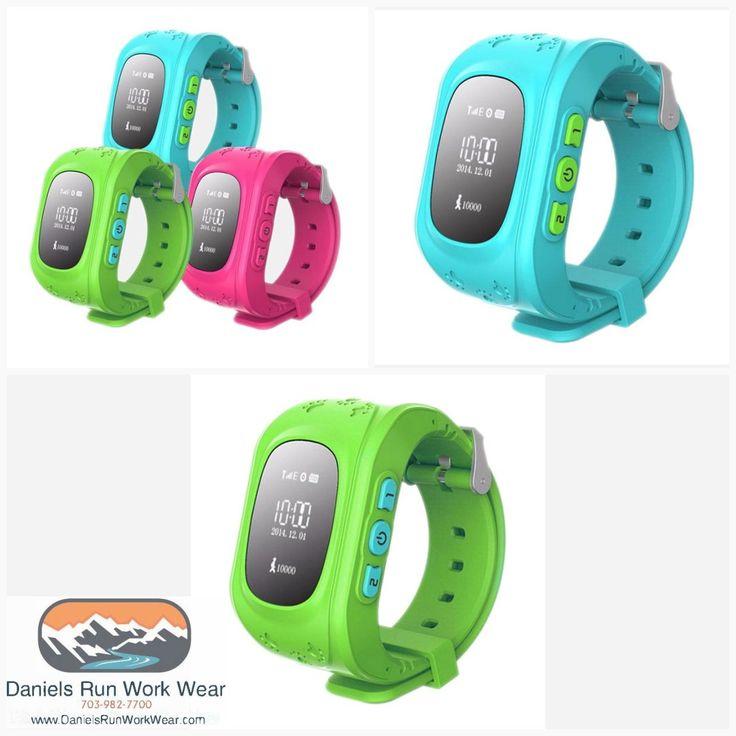 Gps kid tracker smart wrist watch smokinjimwesternwear