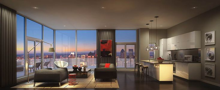 modern nappali és nappali bútorok letisztult és egyszerű, minimalista stílusban 2