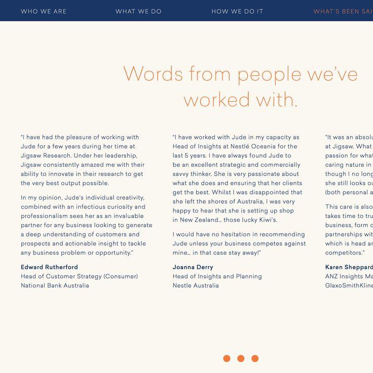 Fonts Used: Sailec • Typewolf Typography Inspiration