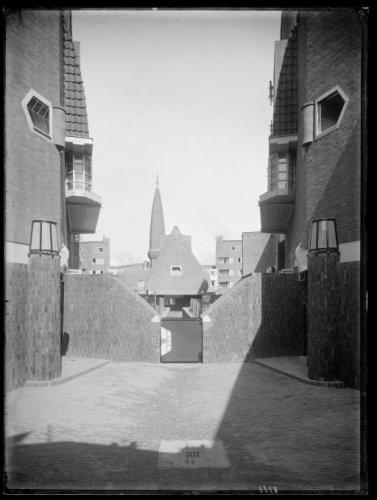 Bernard F. Eilers | Spaarndammerbuurt, Amsterdam (1921)