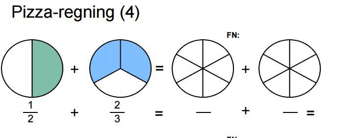 Lærerbloggen: Lag brøkoppgaver og andre matematikkoppgaver med Matematikbogens generator
