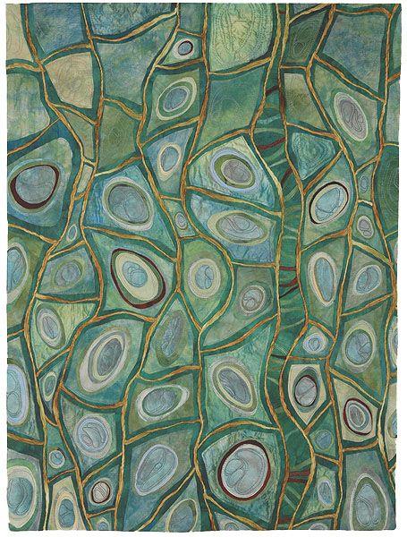 Roots of Rhythm VI: Karen Kamenetzky Fiber Art