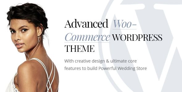 HappyTime - Wedding Woocommerce WordPress Theme Happy Time is a creative WordPress theme for Wedding & Fashion with creative design based on the best WordPress eCommerce platform – WooCommerce. The theme has 4 unique premade demos with different layouts and styles, it supports multiple shop layouts, all required shop pages and number of CMS pages. Happy Time theme is all you need to build a powerful E-Shop website.