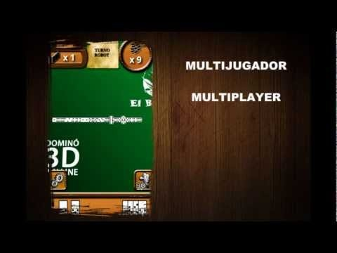 Domino 3D is a 3D domino game with basic rules that are used in most countries.