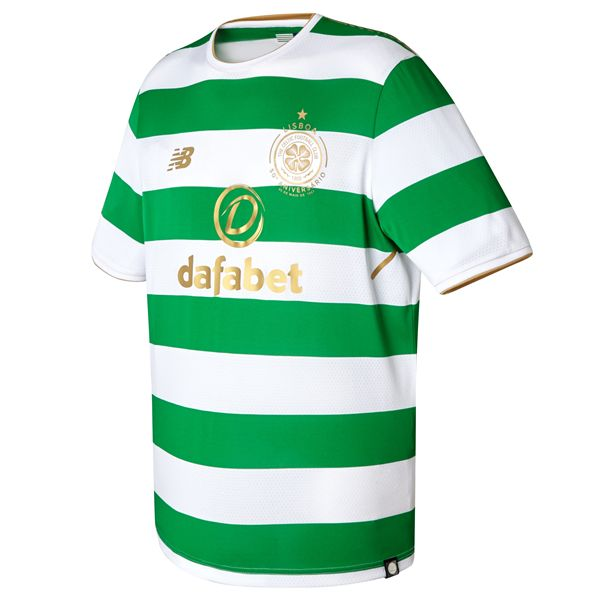 Celtic FC 2017/18 Home Jersey.  ⚡️ Just Launched!⚡️  Available now at  WorldSoccerShop.com