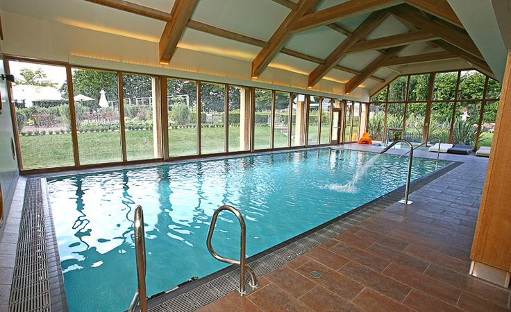 Award Winning House Design With Indoor Pool