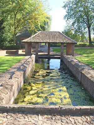 Wasplaats Baarlo (Limburg), Nederland
