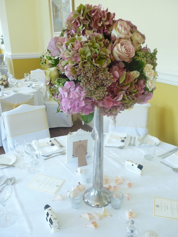 #StAudriesPark #Flowers #Wedding  I like these colours- but too big!