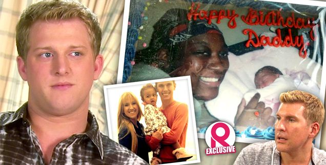 Mother Knows Best? Kyle Chrisley's SecretBaby Mama REVEALED!