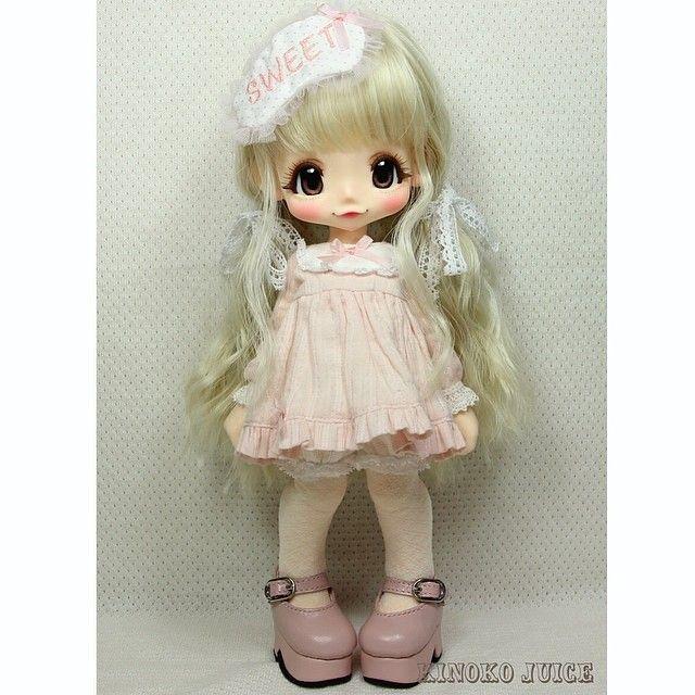 Kinoko Juice doll