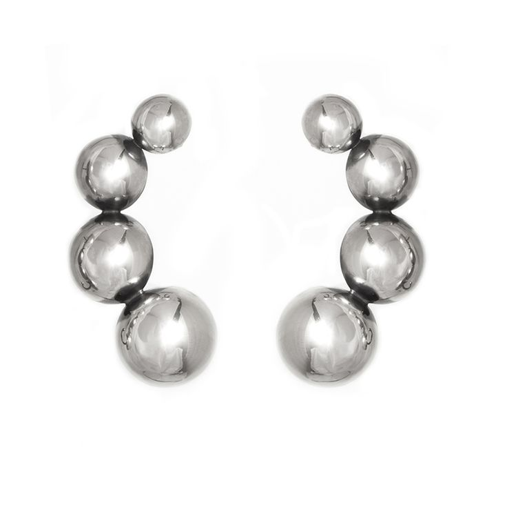 NINNA YORK Jewellery — Opposition Earrings