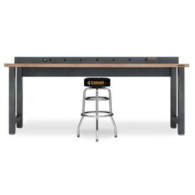 Gladiator�Workbench Powerstrip, for sure & maybe 3 of the stools.