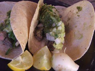 Tacos de Carne Asada - Nourishing Simplicity