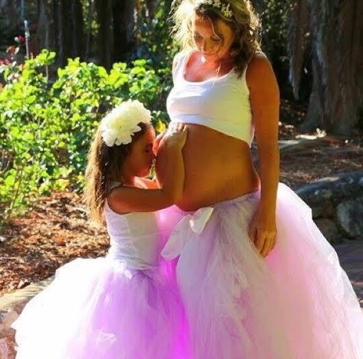 maternity tutu