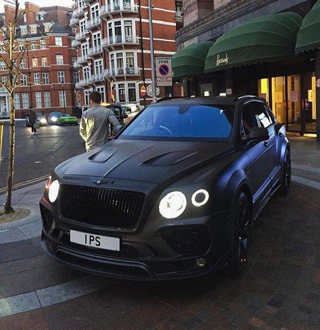 Best 25+ Bentley Suv Ideas On Pinterest