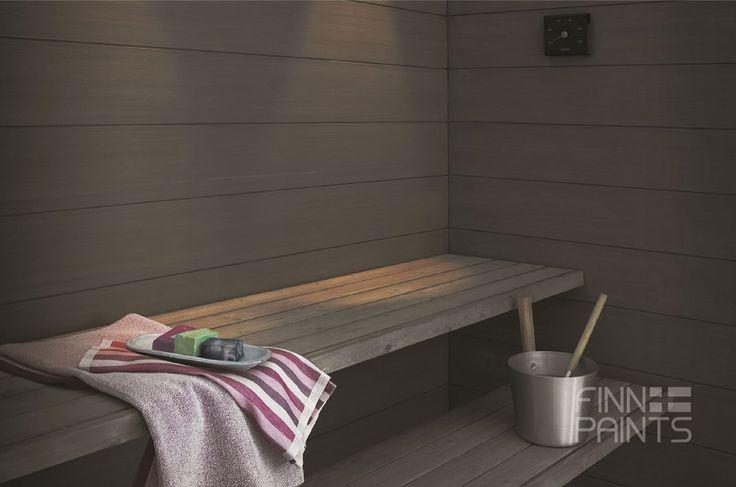 grijze sauna verf finnpaints