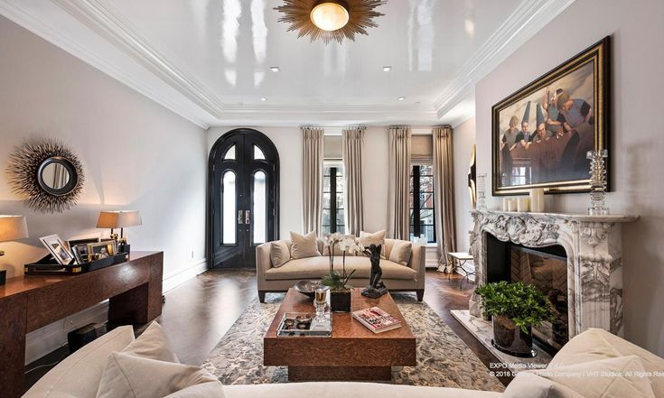 A top-to-bottom, luxury renovation for this Beekman townhouse at 319 East 51st Street has resulted in a $14.5 million price tag.