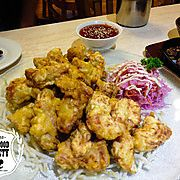 Gangnam Station - Box Hill. Try the fried chicken.