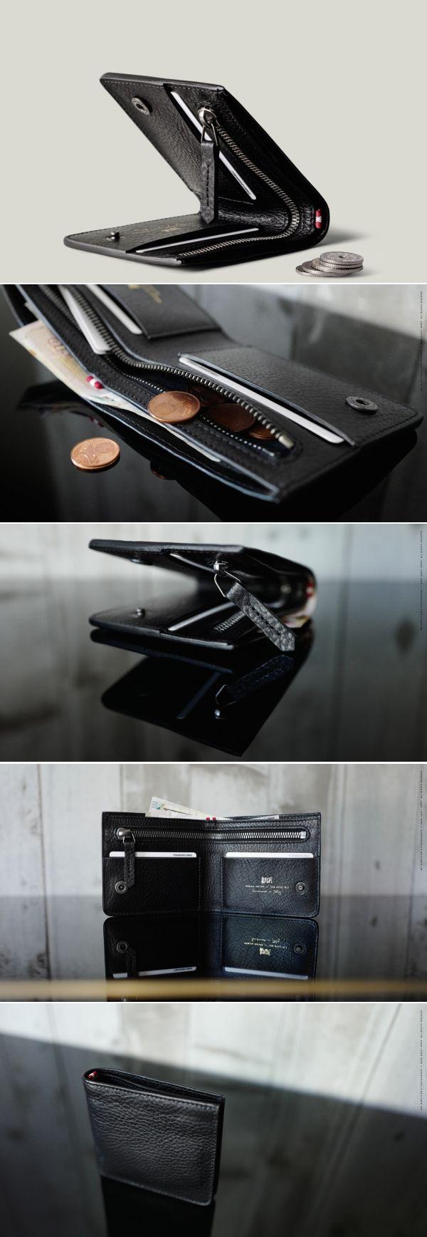 #HardGraft Atelier Zip Wallet