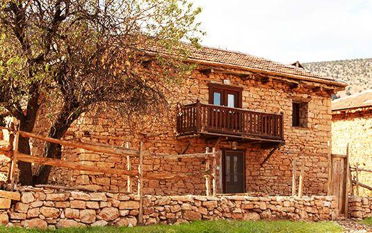 Konakli-65 km van Antalya Pure Life Village. Basic en puur. Erg leuk voor 1 nacht tijdens een fly-drive vanaf Antalya.