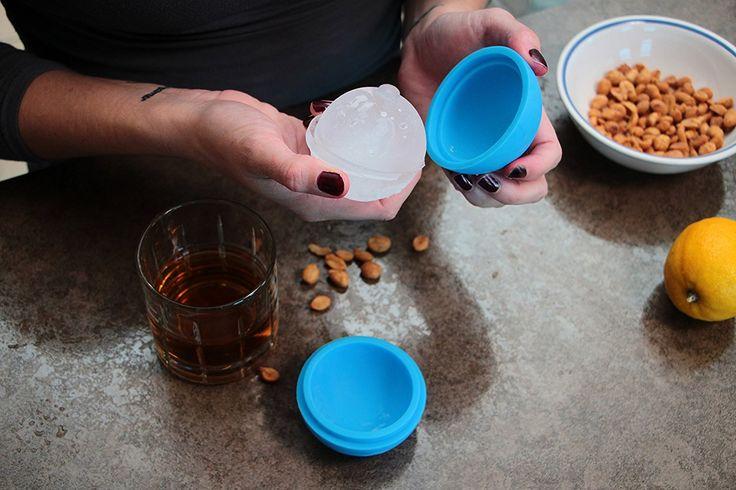 Amazon.com: Ice Shot Glass Mold - 4 Pack Ice Shot Glasses Tray Mold (Ice Shot Glasses - 4 Pack): Kitchen & Dining