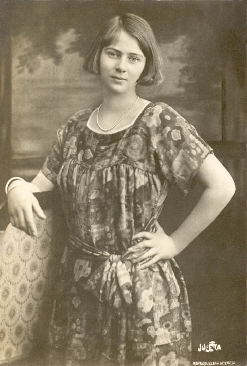 Princess Ileana of Romania Gallery / Princess Ileana Postcard