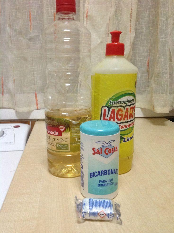 Una pastilla de lavavajillas cada 10 lavados Para ahorrar en pastillas de lavavajillas uso una pastilla para 10 lavados, ¿Qué como lo hago?. Es muy sencillo, ahora os explico paso a paso como conse…