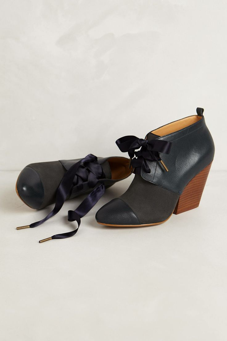 Gwen Lace-Up Booties - anthropologie.eu