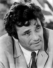 """Columbo Peter Falk 1973.JPG  """"Excuse me sir, just one more thing if I can: It'll only take a moment.....Thank You very much """""""