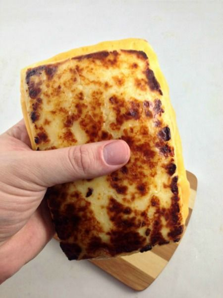 Cheese Grilled Cheese Sandwich