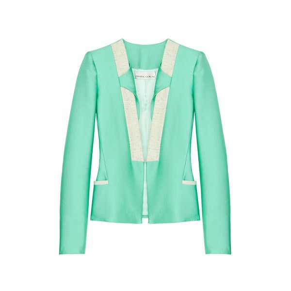 Smart Shopping Mint Condition ❤ liked on Polyvore featuring jackets, blazers, coats & jackets, outerwear y tops