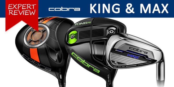 Expert Equipment Review: We've tested the 2016 line of new Cobra golf clubs. Check out what we had to say about the King LTD, King F6, and Max. http://www.golfdiscount.com/blog/news/2016-cobra-club-preview-expert-review/?utm_source=Pinterest&utm_medium=referral&utm_campaign=Expert%20Review%20Cobra%203-18