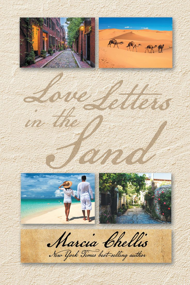 """""""Love Letters in the Sand"""" by Page Publishing Author"""