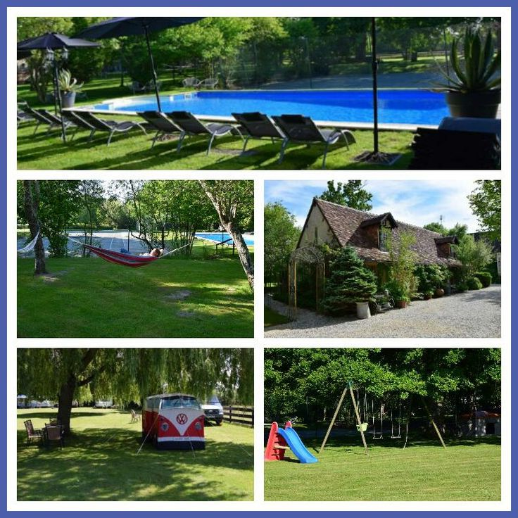101 leuke idyllische campings in Frankrijk met kids - Maison Voila