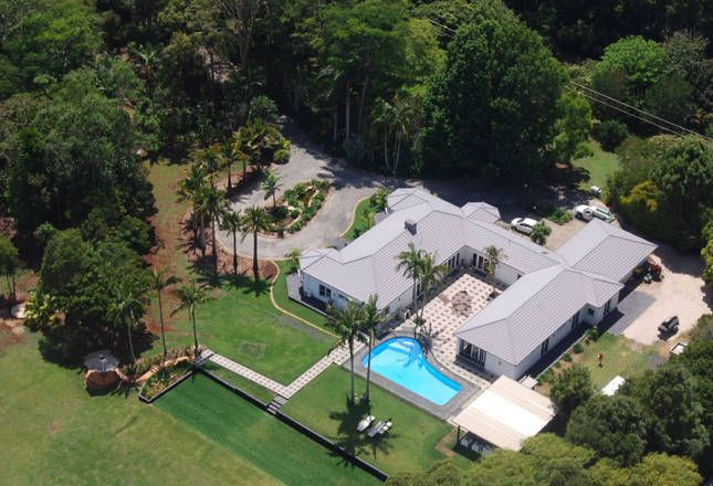 Newrybar Downs   Byron Bay, NSW   Accommodation