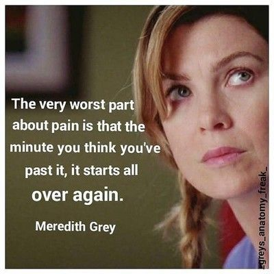 Top 25 ideas about Meredith Grey Quotes on Pinterest ...