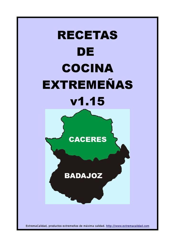 Cocina extremeña https://es.pinterest.com/tinitagaldar/canarias/