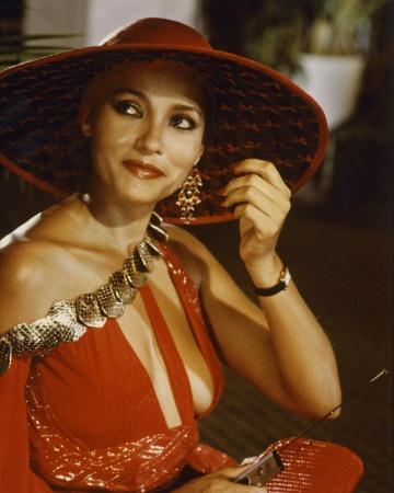 Barbara Carrera as Fatima Blush, Never Say Never (1983)