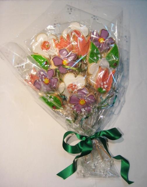 Un Ramo de Flores mola… pero de Galletas mola mucho más!!!