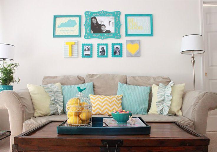 4 dicas para decorar a sala de estar gastando pouco