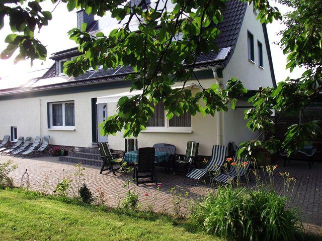 XXL-Ferienhaus im Sauerland