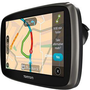 Tomtom GO50 5inc Navigasyon Cihazı - Akıllı Telefon Bağlantılı