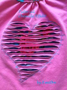 Toller Effekt auf Kinder, aber auch Erwachsenen Shirts und Hosen