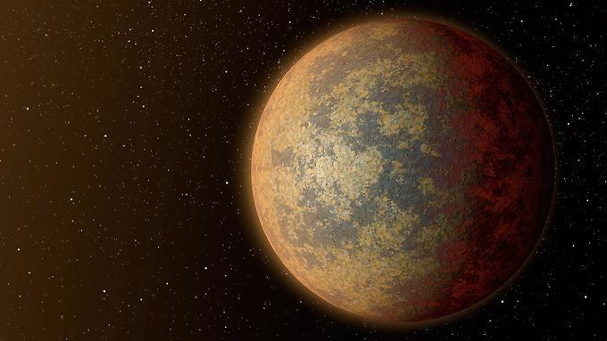Die neu entdeckte Supererde kann den Astronomen Aufschluss über die Entstehung von Planeten liefern.
