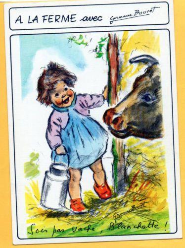 carte-postale-ancienne-illustrateur-Germaine-Bouret