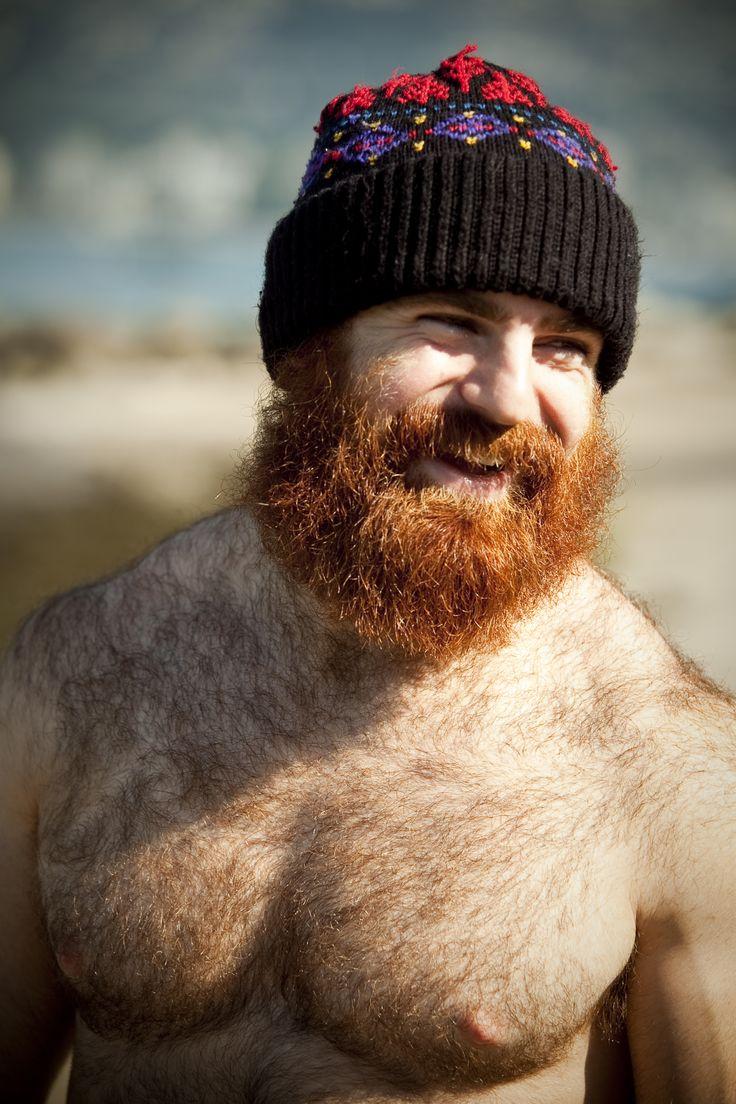 hairy ginger men
