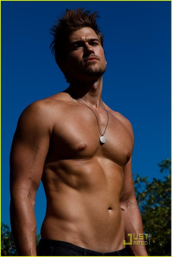 Nick Zano ... Just ... Damn.