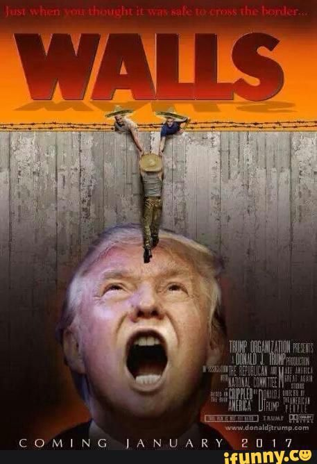 Trump, donaldtrump, mexican, meme, jaws